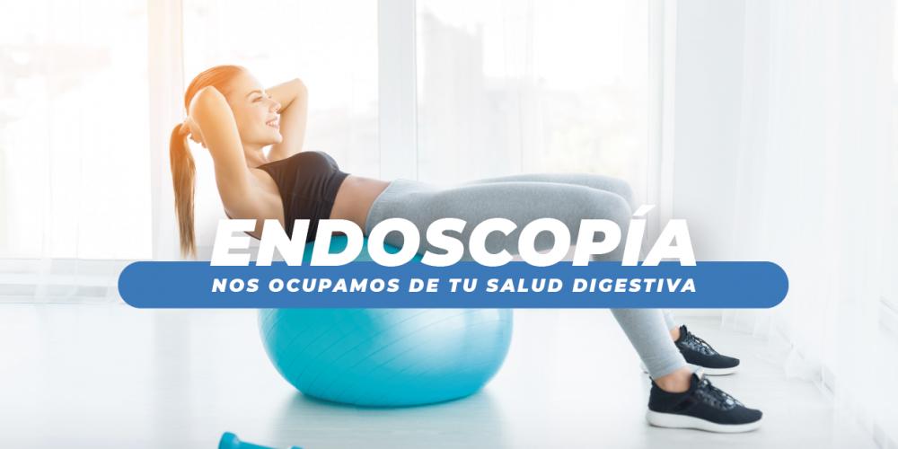 Campaña Procedimientos de Endoscopía