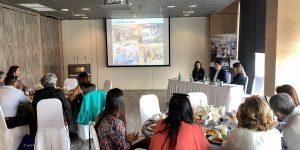 Ejecutivos de MEDS se reúnen con actores de la Región de Antofagasta