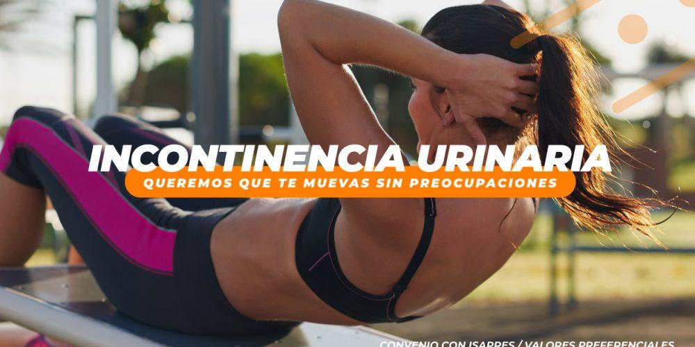 Campaña Incontinencia Urinaria